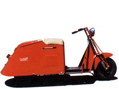 Cushman Motor Scooters | Flickr - Photo Sharing!